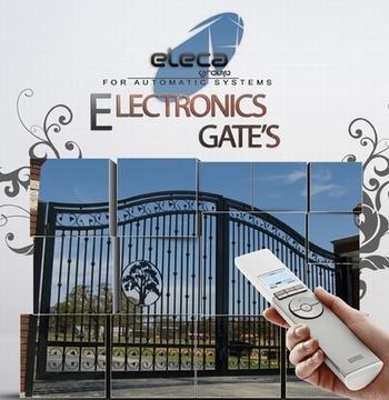 عروض اليكا جروب للابواب الاوتوماتيكية و انظمة الامان التكنولوجيا والرافاهية بين ايديك Eleca